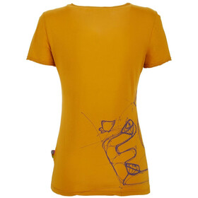 E9 Reve T-Shirt Women, sunflower